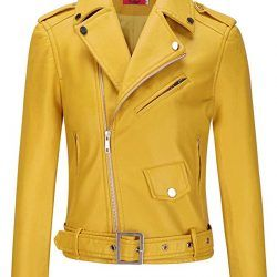 Tueenhuge Women Leather Jacket