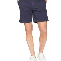 7 Inseam Flat-Front Comfort Stretch Chino Short