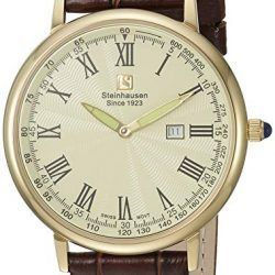 Steinhausen Men's Altdorf Collection Stainless Steel Swiss-Quartz Watch