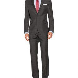 Kenneth Cole Unlisted Men's 2 Button Slim Fit Suit